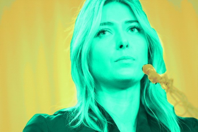Business of Athleisure, Athleisure, Nike, Maria Sharapova