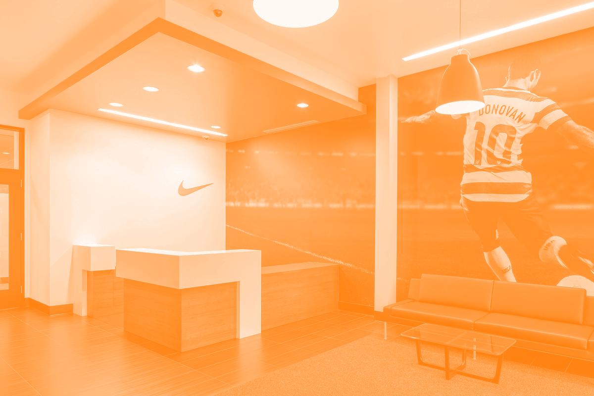 Business of Athleisure, Athleisure, Nike