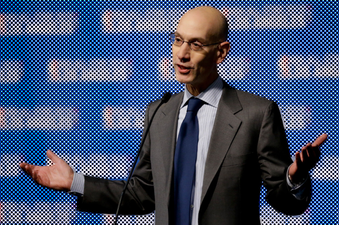Business of Athleisure, Athleisure, NBA, Adam Silver