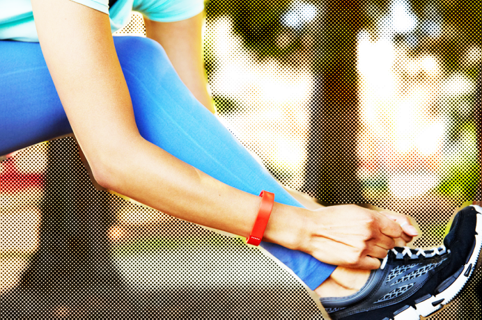 Business of Athleisure, Athleisure, Fitbit